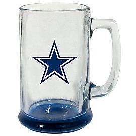 Dallas Cowboys Highlight Glass Stein