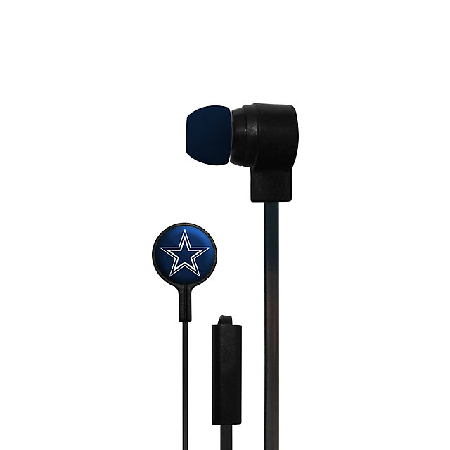 Dallas Cowboys Logo Earbuds