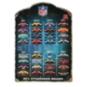 Dallas Cowboys NFL Magnetic Standings Board