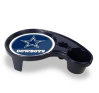 Dallas Cowboys One-Handed Party Tray