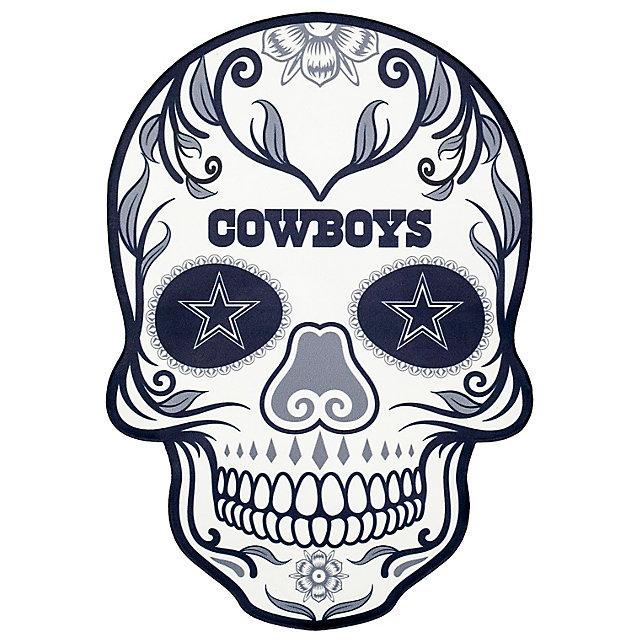 Dallas Cowboys Outdoor Skull Graphic | Outdoor | Home