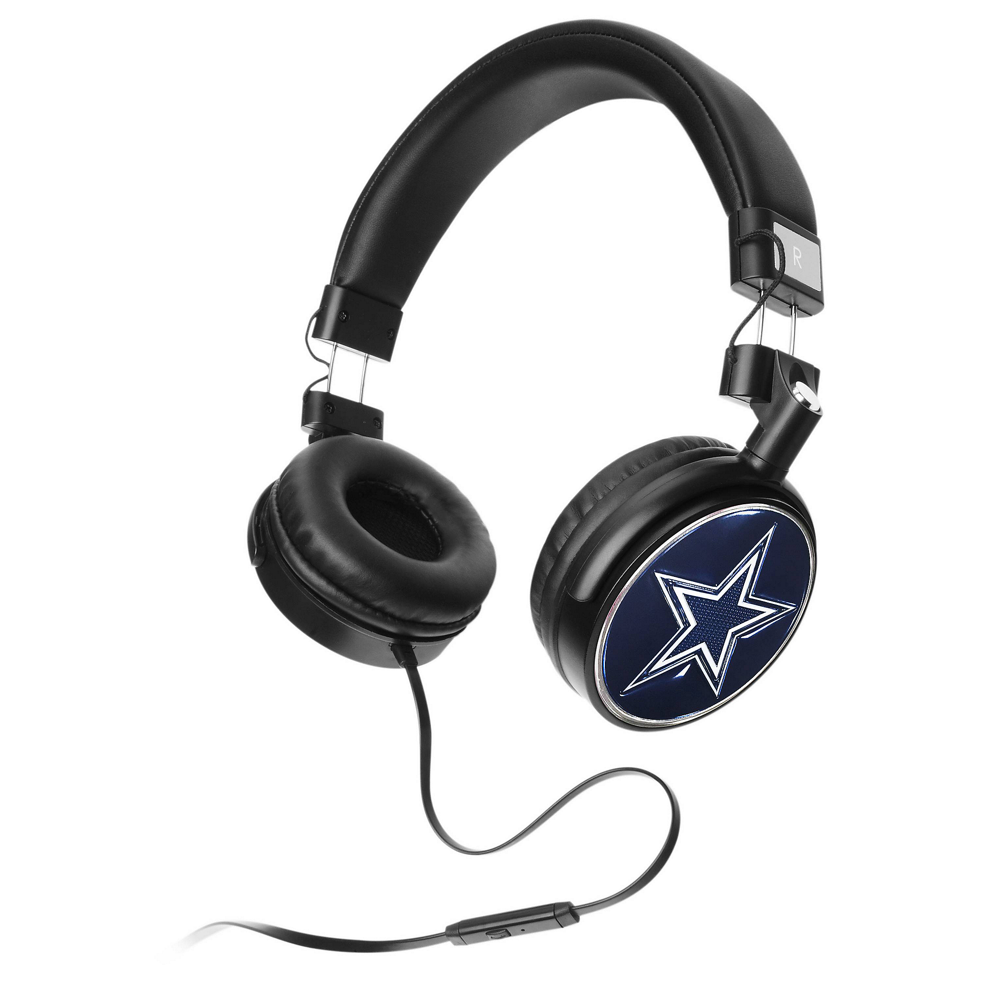 Dallas Cowboys Over Ear Headphones