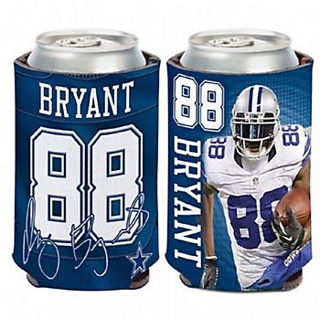 Dallas Cowboys Dez Bryant Player Can Koozie