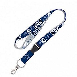 Dallas Cowboys Dez Bryant Lanyard