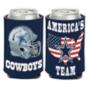Dallas Cowboys Slogan Can Cooler