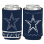 Dallas Cowboys Spangle Can Cooler