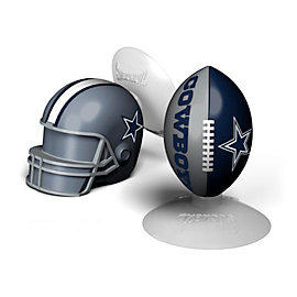 Dallas Cowboys Suckerz Football Helmet Phone Stand