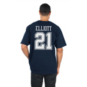 Dallas Cowboys Ezekiel Elliott #21 Authentic Name and Number Tee