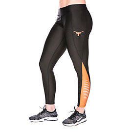 Texas Longhorns Shock Kagney Legging