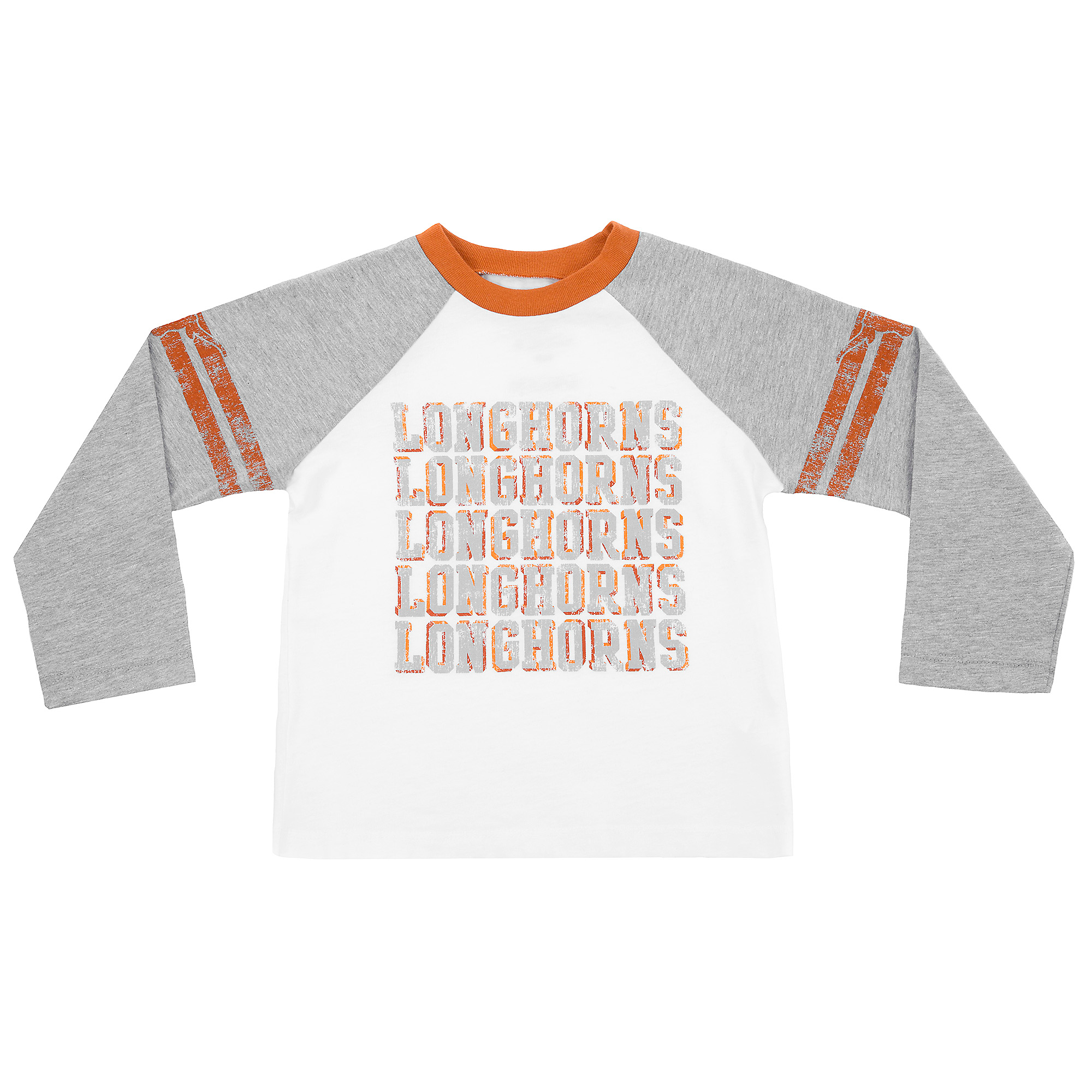 Texas Longhorns Toddler Blitz Tee