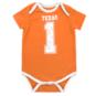 Texas Longhorns Infant Bubs 2-Pack Bodysuit Set