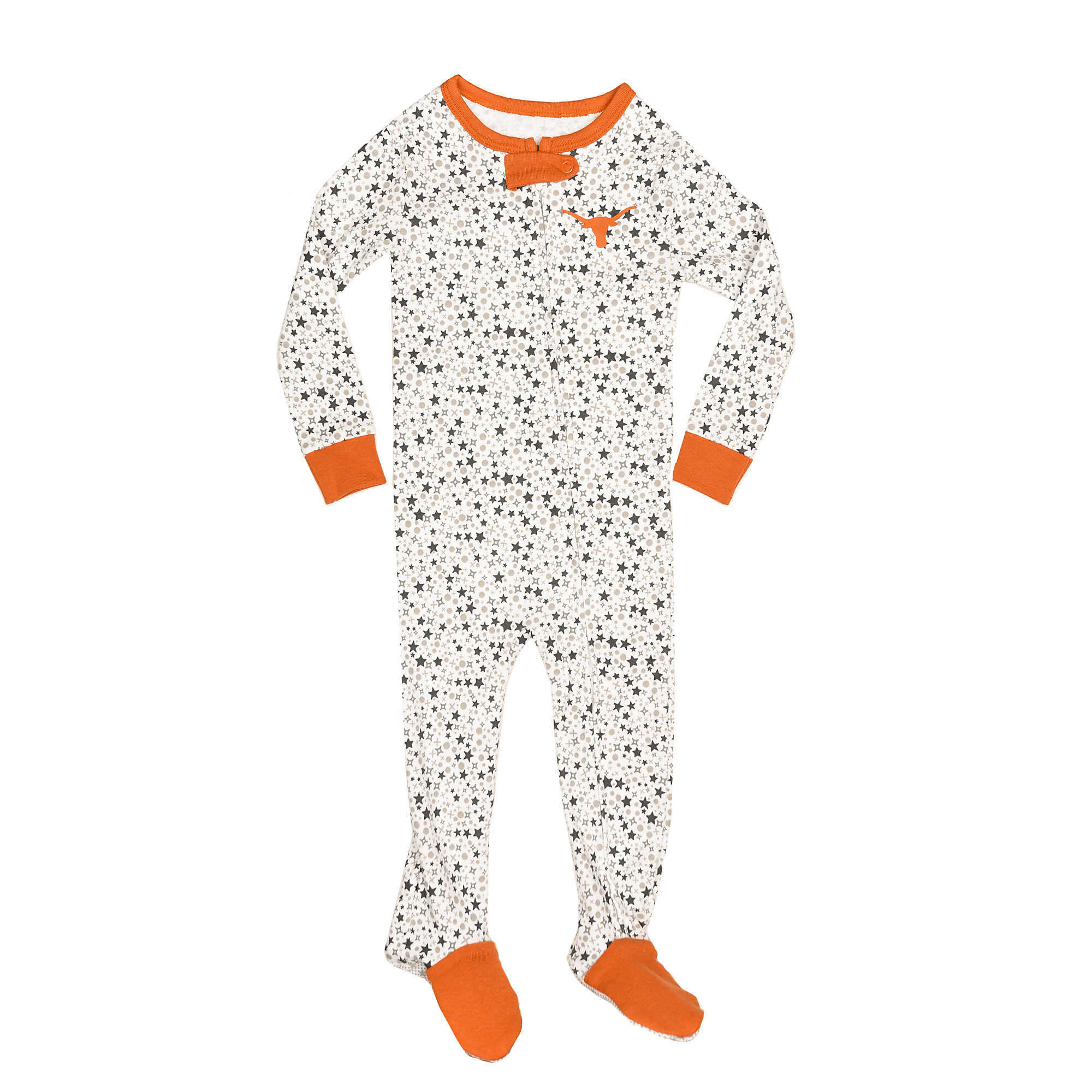 Texas Longhorns Infant Dobbin Sleep Set
