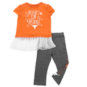 Texas Longhorns Toddler Peppie Set
