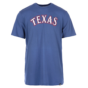 Texas Rangers 47 Flanker Wordmark Tee