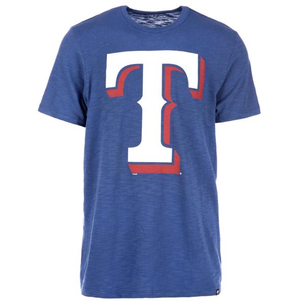 Texas Rangers 47 Scrum Logo Tee