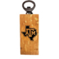 Texas A&M Aggies State Bottle Opener