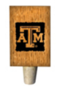 Texas A&M Aggies State Bottle Stopper