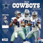 2018 12x12 Dallas Cowboys Team Wall Calendar