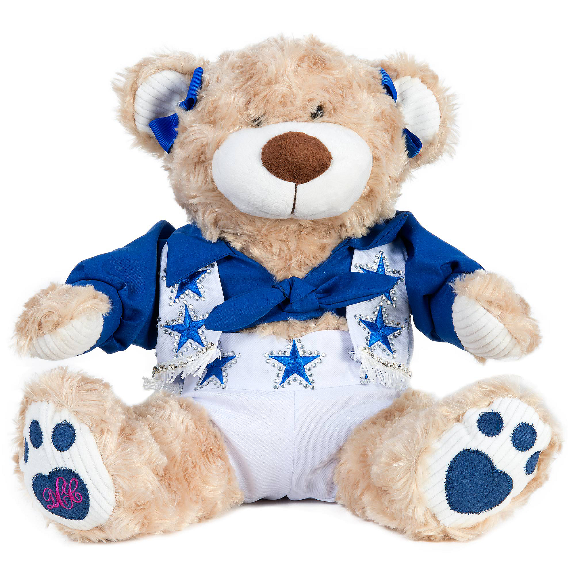 Dallas Cowboys Cheerleaders Abbey Bear
