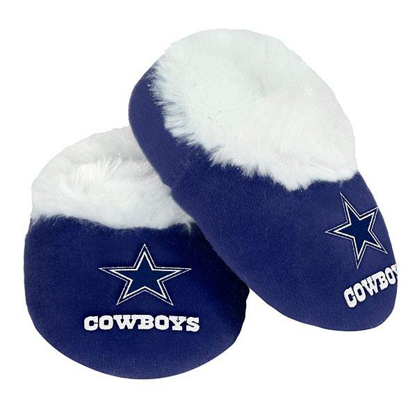 Dallas Cowboys Logo Baby Bootie - Size Medium