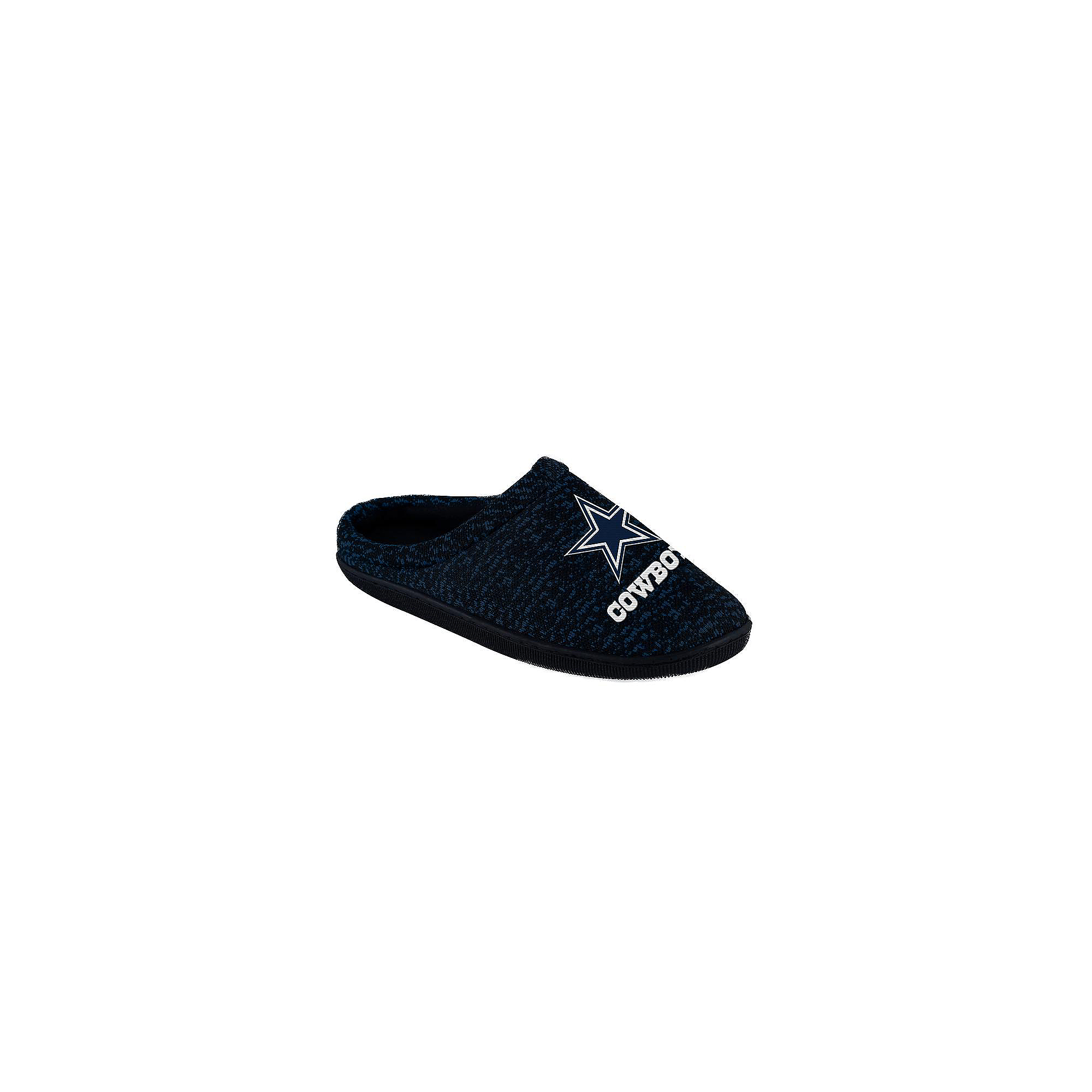 Dallas Cowboys Men's Sole Slippers - Size Small