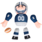 Dallas Cowboys Plush Stress Doll