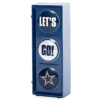 Dallas Cowboys Let's Go Light