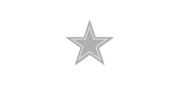 Dallas Cowboys Star Pin