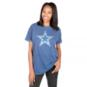 Dallas Cowboys Alta Gracia Unisex Logo Premier Tee