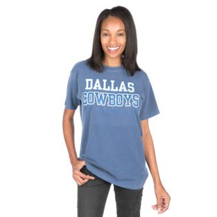 Dallas Cowboys Alta Gracia Unisex Practice Tee