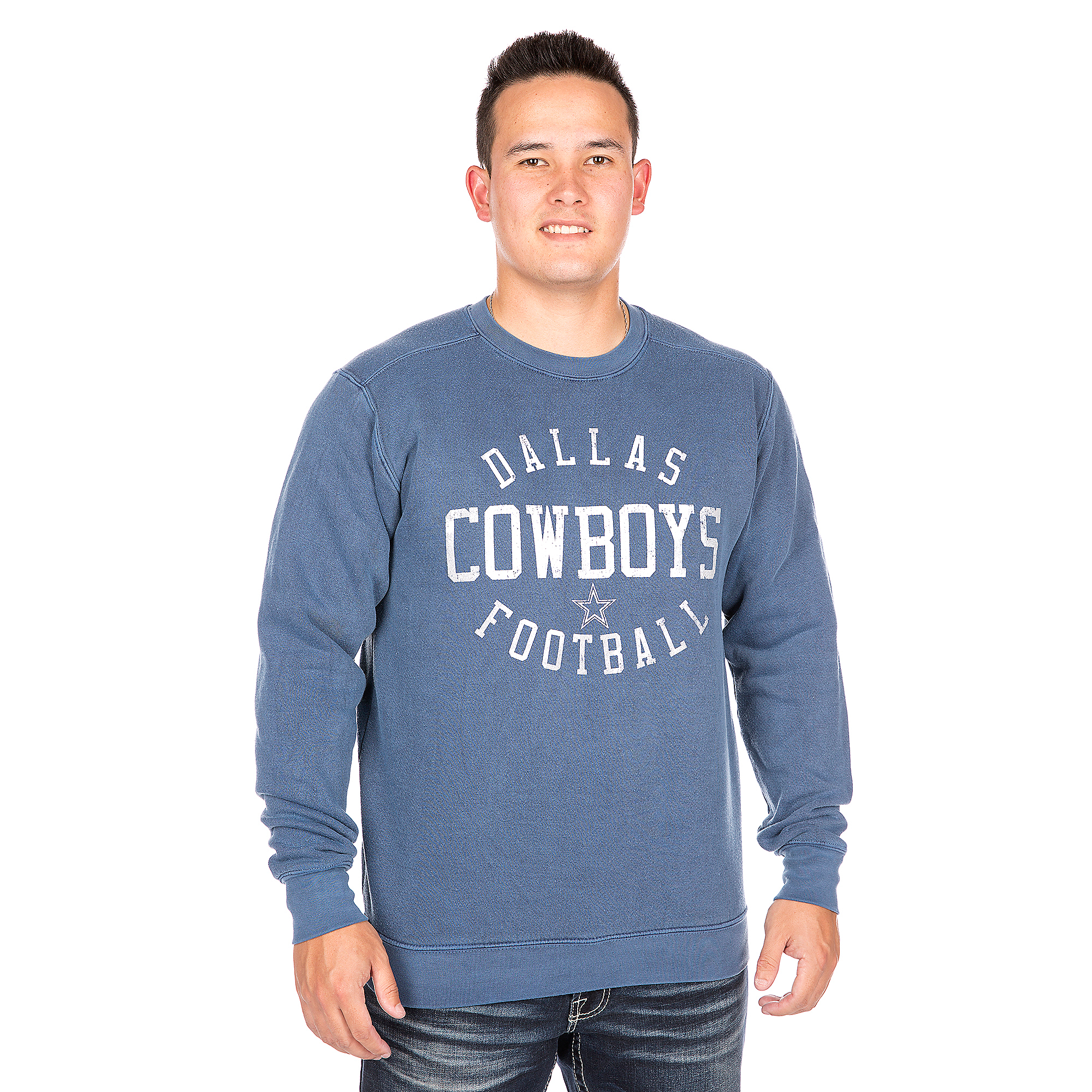 Dallas Cowboys Alta Gracia Grifter Long Sleeve Tee