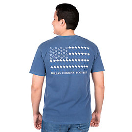 Dallas Cowboys Alta Gracia Unisex Wallace Tee