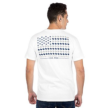 Dallas Cowboys Alta Gracia Unisex Wallace T-Shirt
