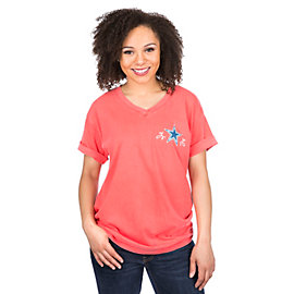 Dallas Cowboys Alta Gracia Unisex Dallas Roots Tee