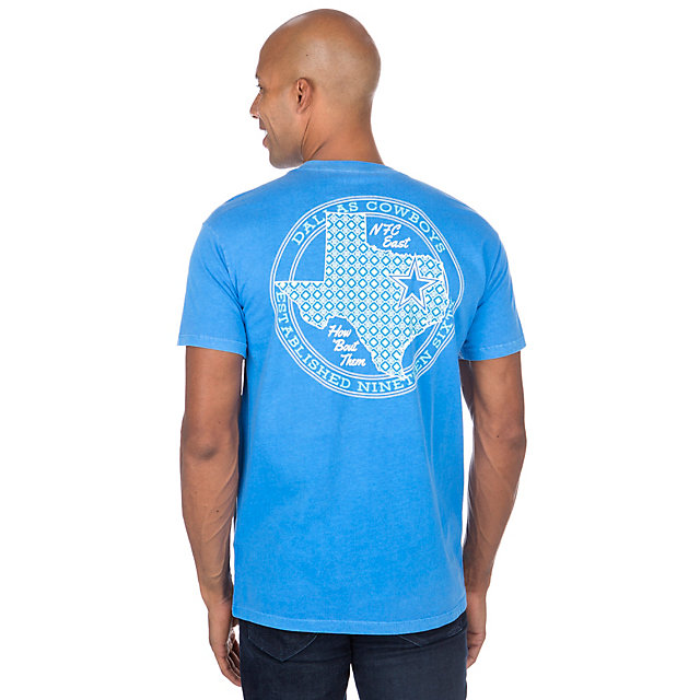 Dallas Cowboys Alta Gracia Unisex Aquarius Tee