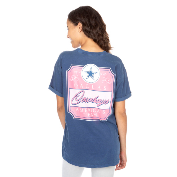 Dallas Cowboys Alta Gracia Merriam Tee