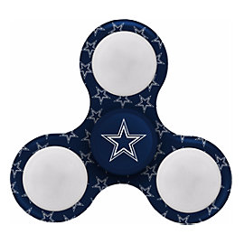 Dallas Cowboys Light Up 3 Way Diztracto Spinner
