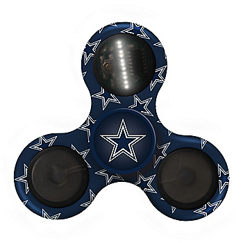 Dallas Cowboys LED Slogan Spinner