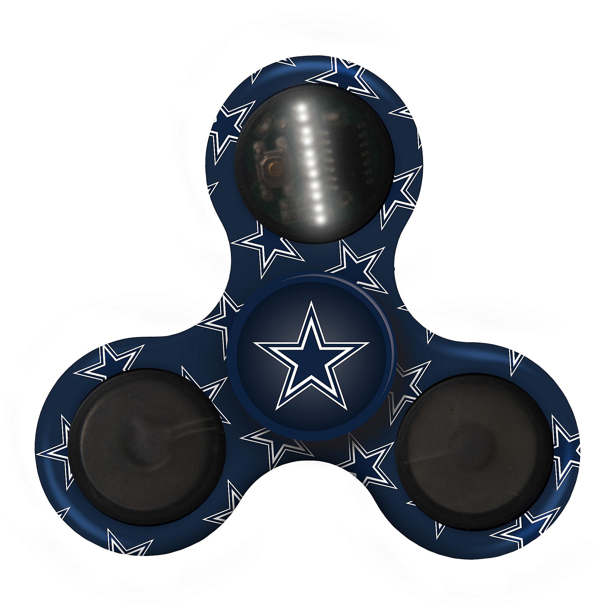 Dallas Cowboys LED Slogan Spinner
