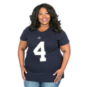 Dallas Cowboys Plus Size Dak Prescott Player Tee
