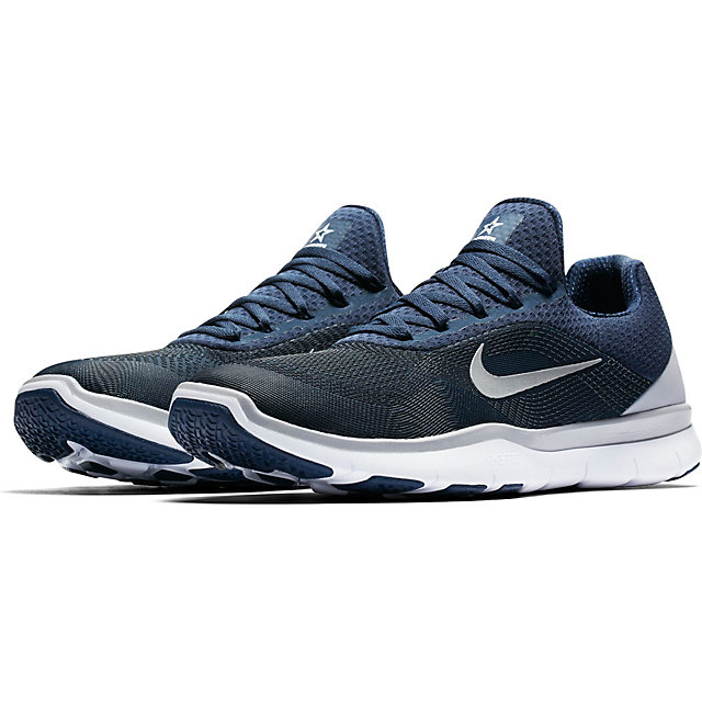 Dallas Cowboys Nike Free Trainer V7 Shoe