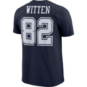 Dallas Cowboys Jason Witten #82 Nike Player Pride 3 T-Shirt