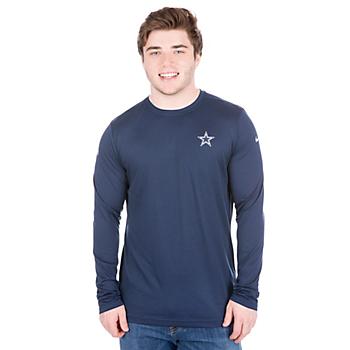 a0ad55bd Dallas Cowboys Performance T-Shirts, Shirts, Polos, Long Sleeve ...
