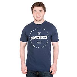 Dallas Cowboys Nike Facility Short Sleeve Tee
