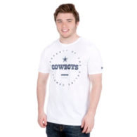 Dallas Cowboys Nike Facility Short Sleeve Tee