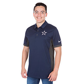Dallas Cowboys Nike Core Polo
