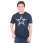 Dallas Cowboys Nike Mens Dri-FIT Cotton Logo Tee
