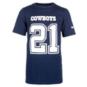Dallas Cowboys Youth Ezekiel Elliott #21 Nike Player Pride 2 Tee