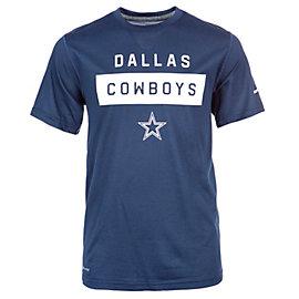 Dallas Cowboys Nike Youth Legend Lift Tee