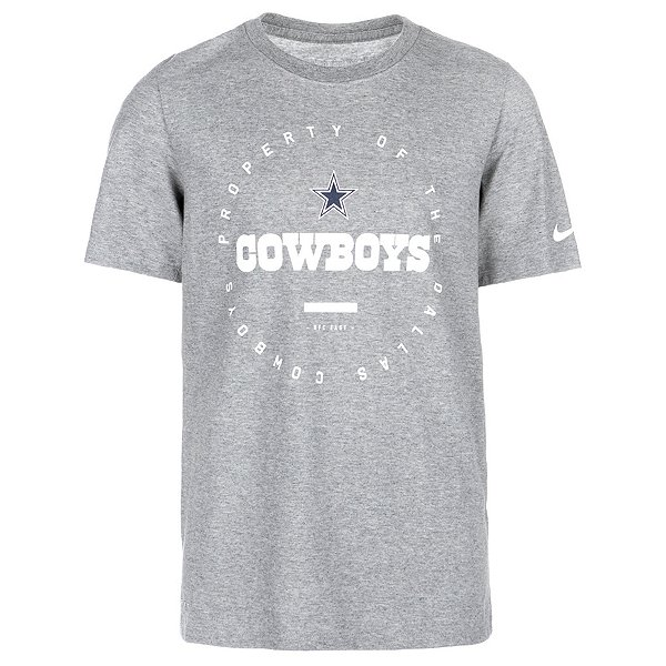 Dallas Cowboys Nike Youth Facility Tee
